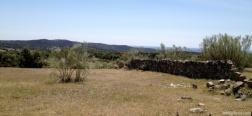 View on the Dehesa de Arriba