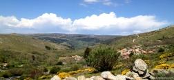 Uitzicht op Robledondo