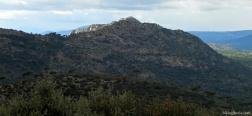 Uitzicht vanaf de Alto Parada