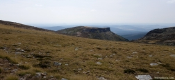Descent from the Pico Urbión