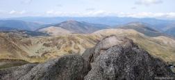 Views from the Pico Urbión