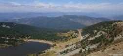 Uitzicht vanaf de Campiña