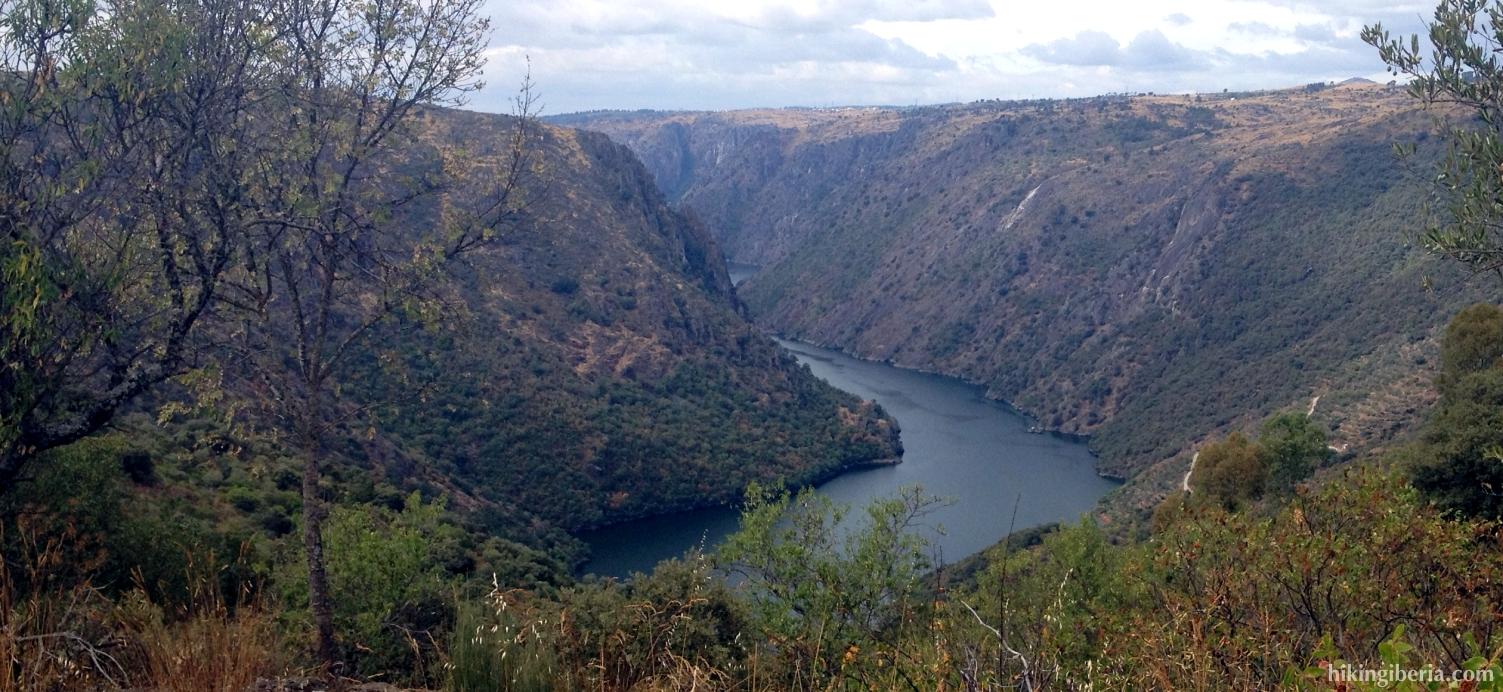 Uitzicht vanaf de Mirador de Rupitín