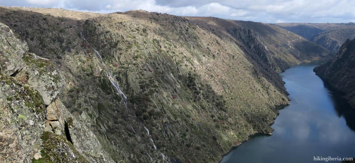 Uitzicht vanaf Picón de Felipe