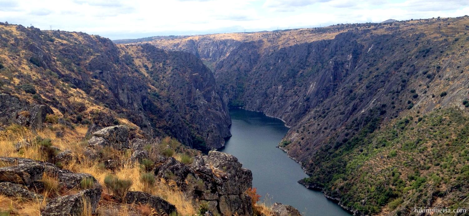Uitzicht over de Duero