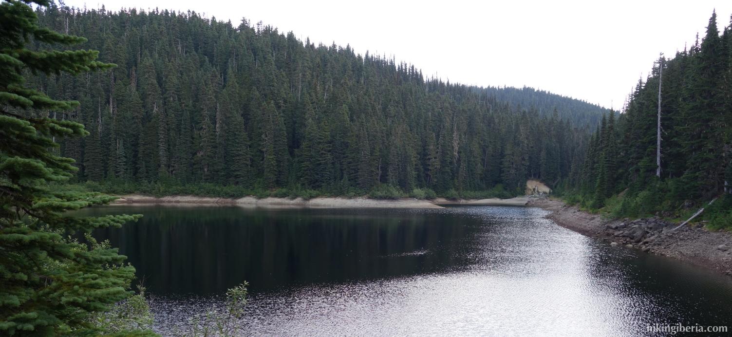 Lesser Garibaldi Lake