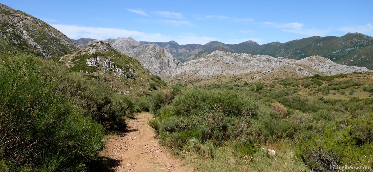 Camino de Abelgas a Mallo