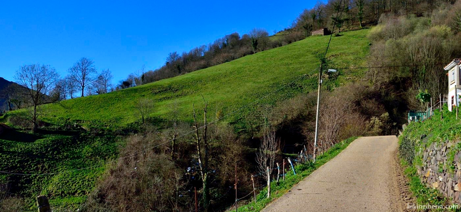 Path near Balbona