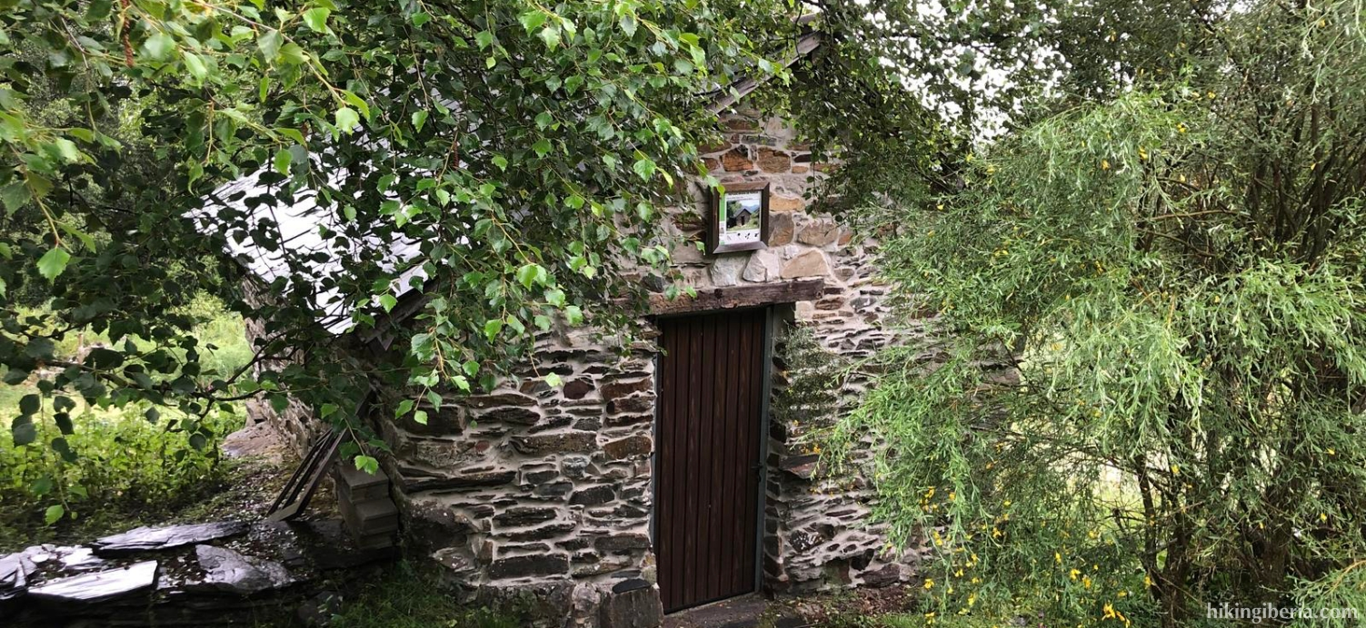 Refuge on the Braña de Pereda