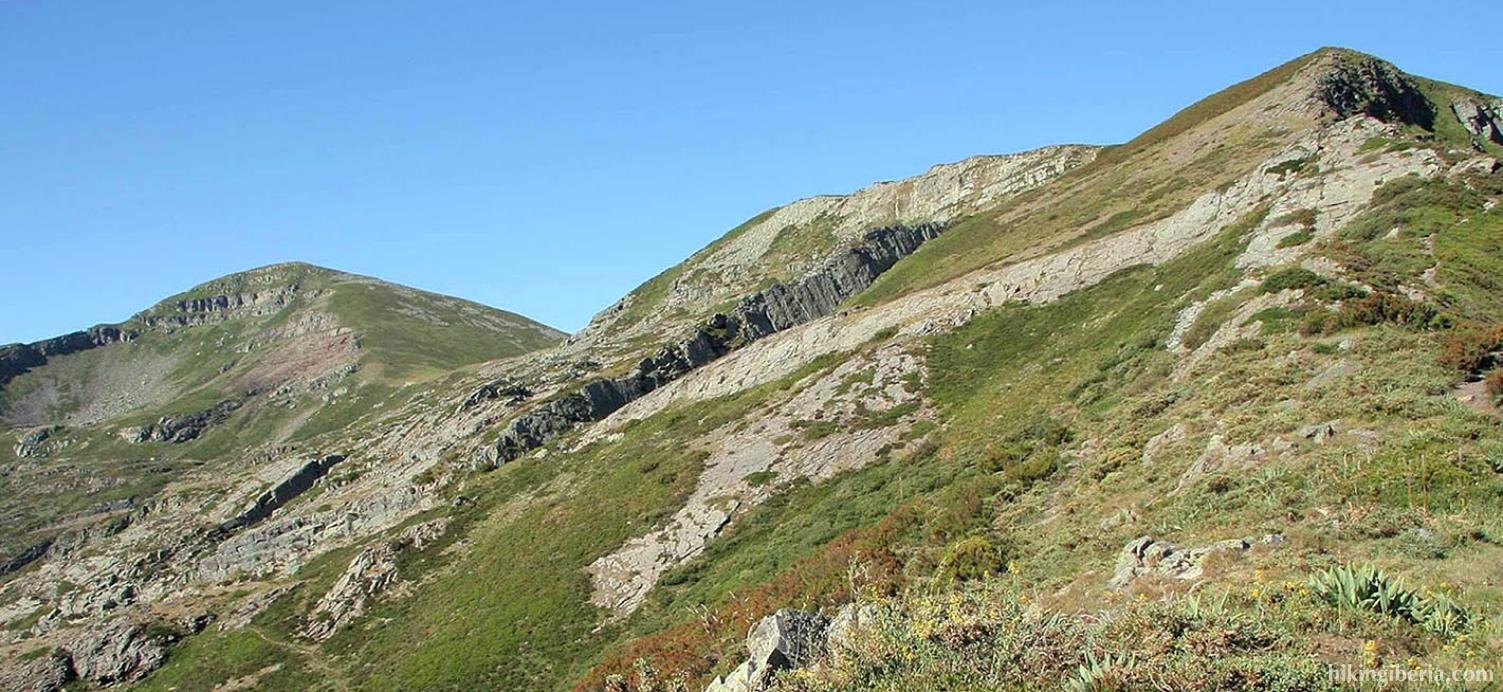 El Brañutín en Pico Cuiña