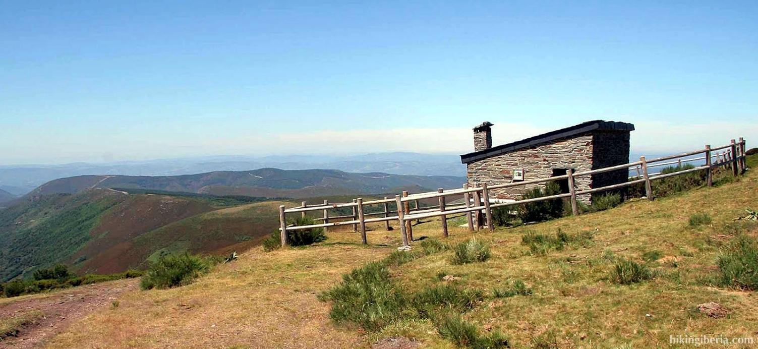 Berghütte Alto del Puerto
