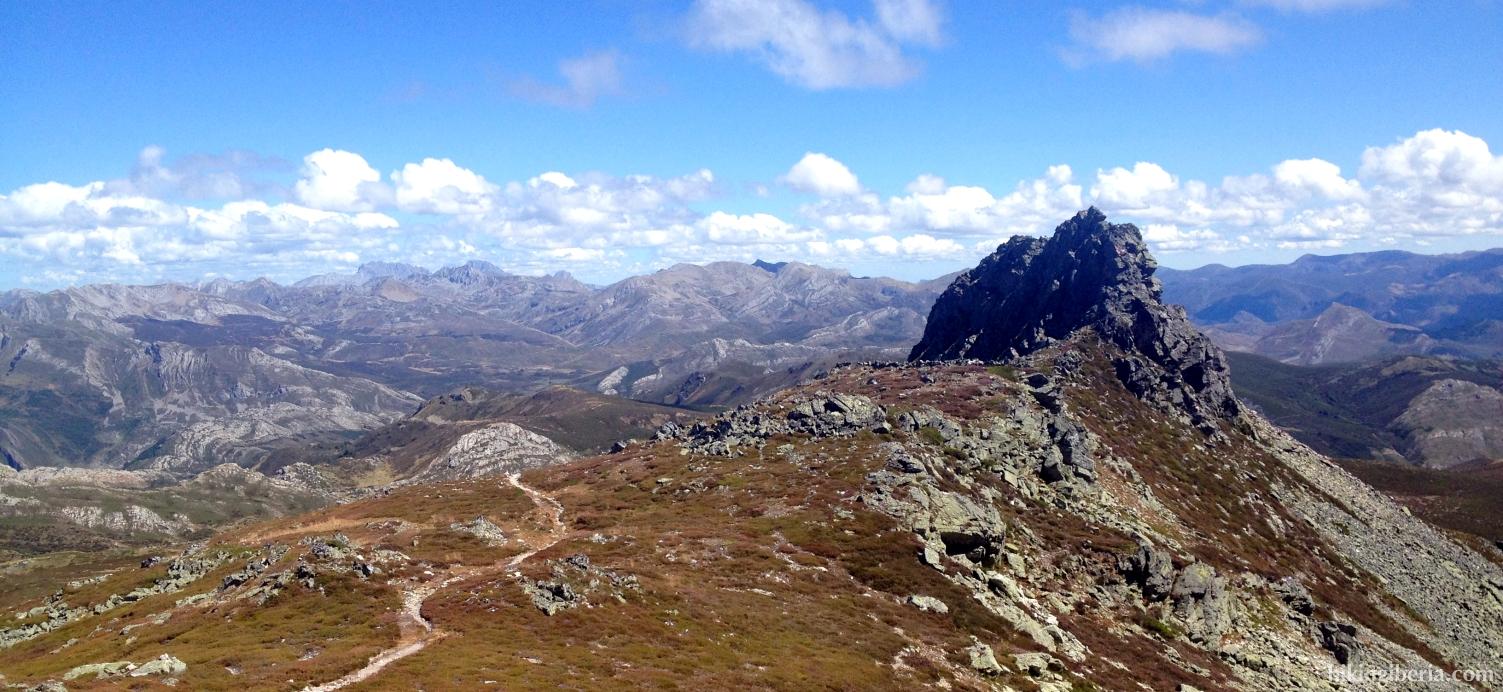 Descent from the Cornón