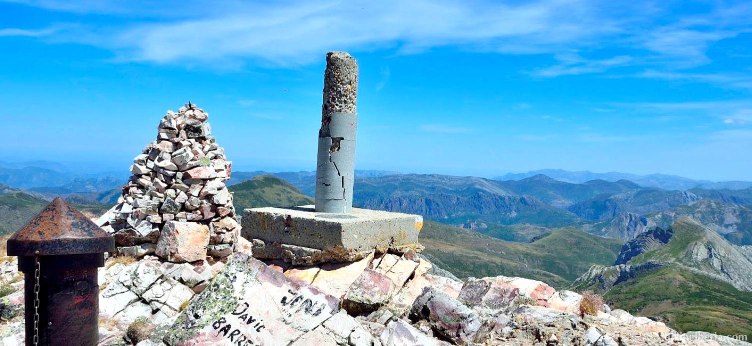 Pico del Cornón