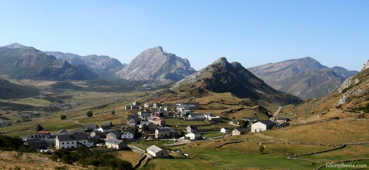 Santa María del Puerto de Somiedo