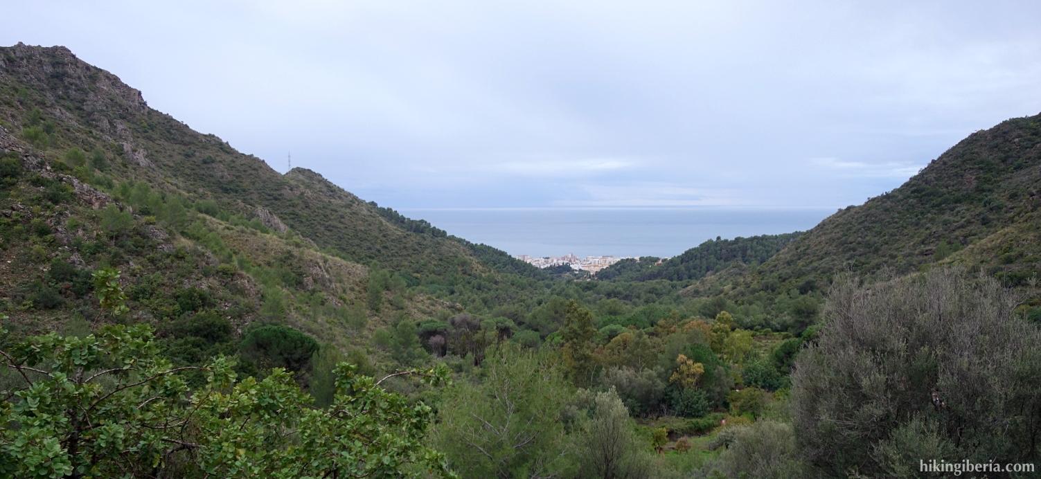 Views on the Mediterranean Sea