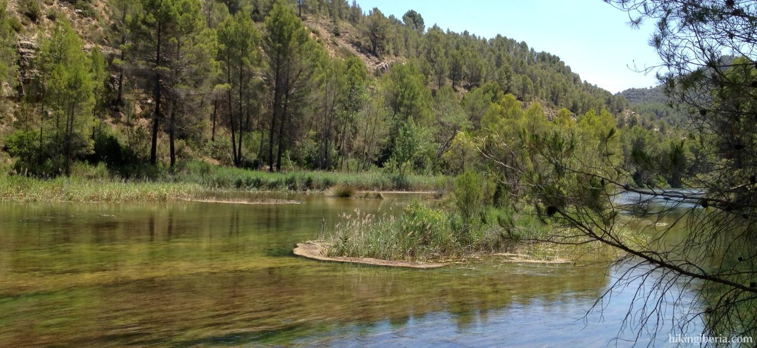 El río Cabriel