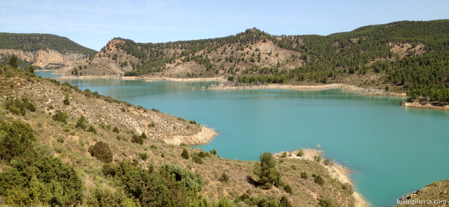 Reservoir of Contreras
