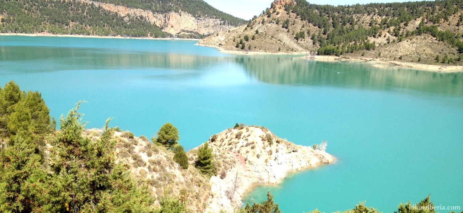 Reservoir of Contreras