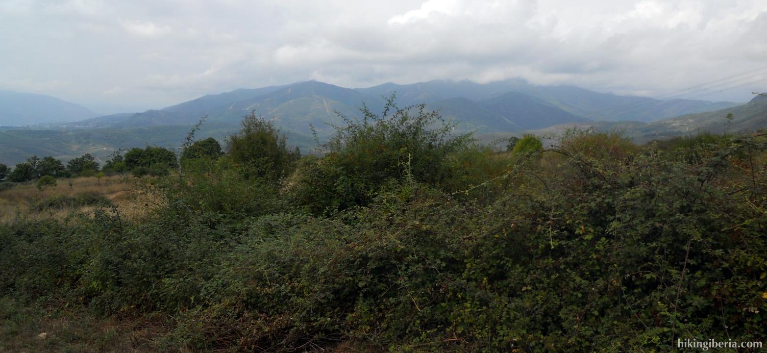 Serra da Enciña da Lastra