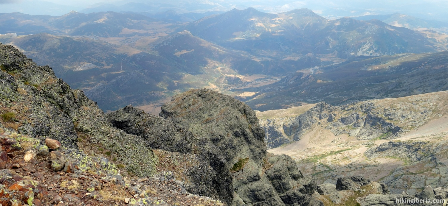 Vista desde Curavacas