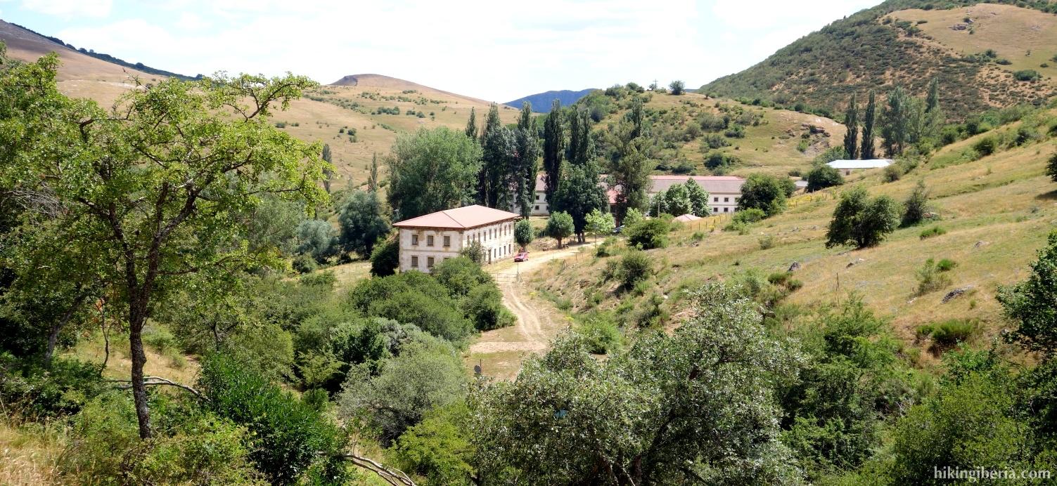 Abtei von Lebanza