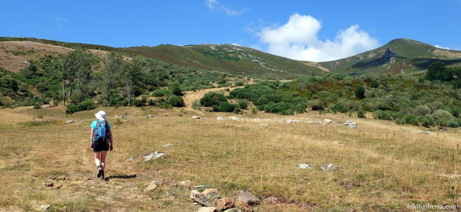 Trail to the Prado de Las Cabras