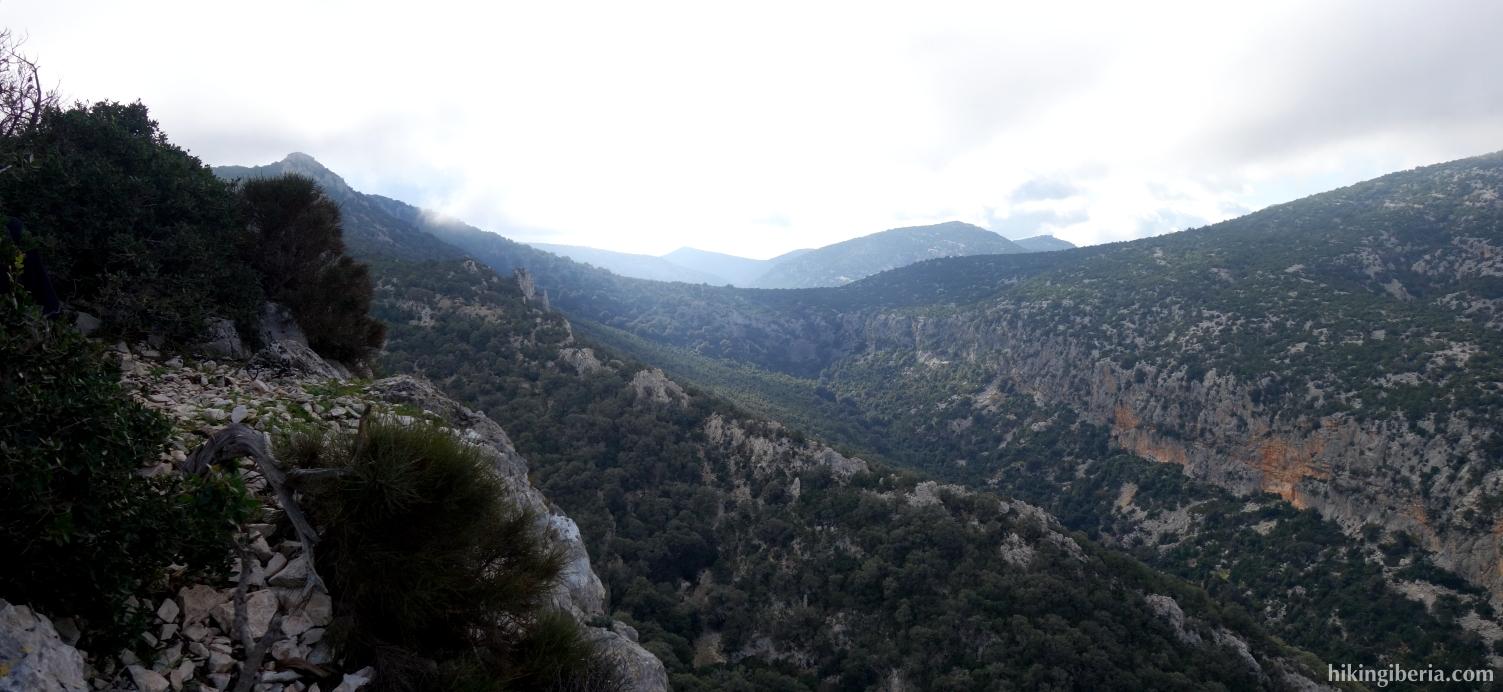 Views from Punta Salinas