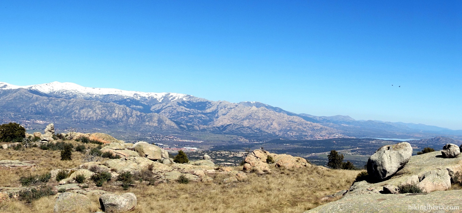 View from Canto Hastial