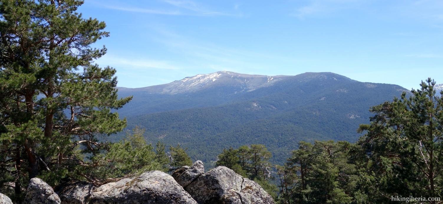 View from the Cerro Pelado