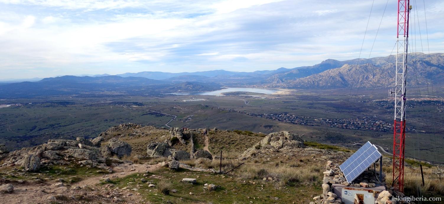 View from the Cerro de San Pedro