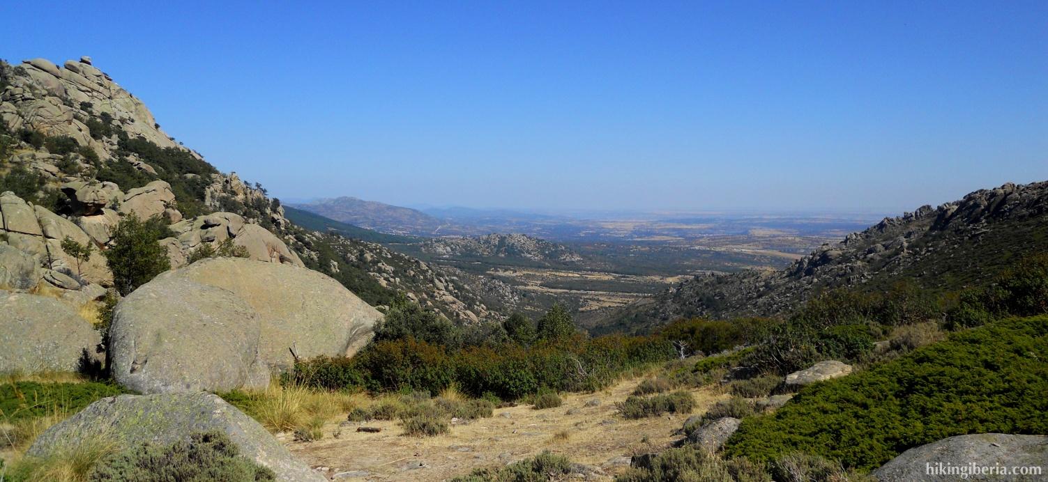 The Col of the Dehesilla