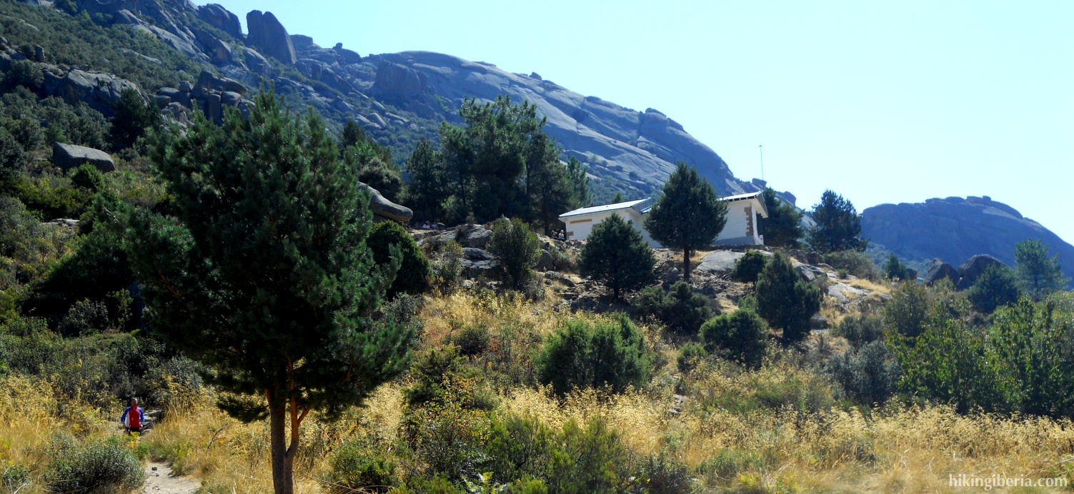 Berghütte Giner de los Ríos