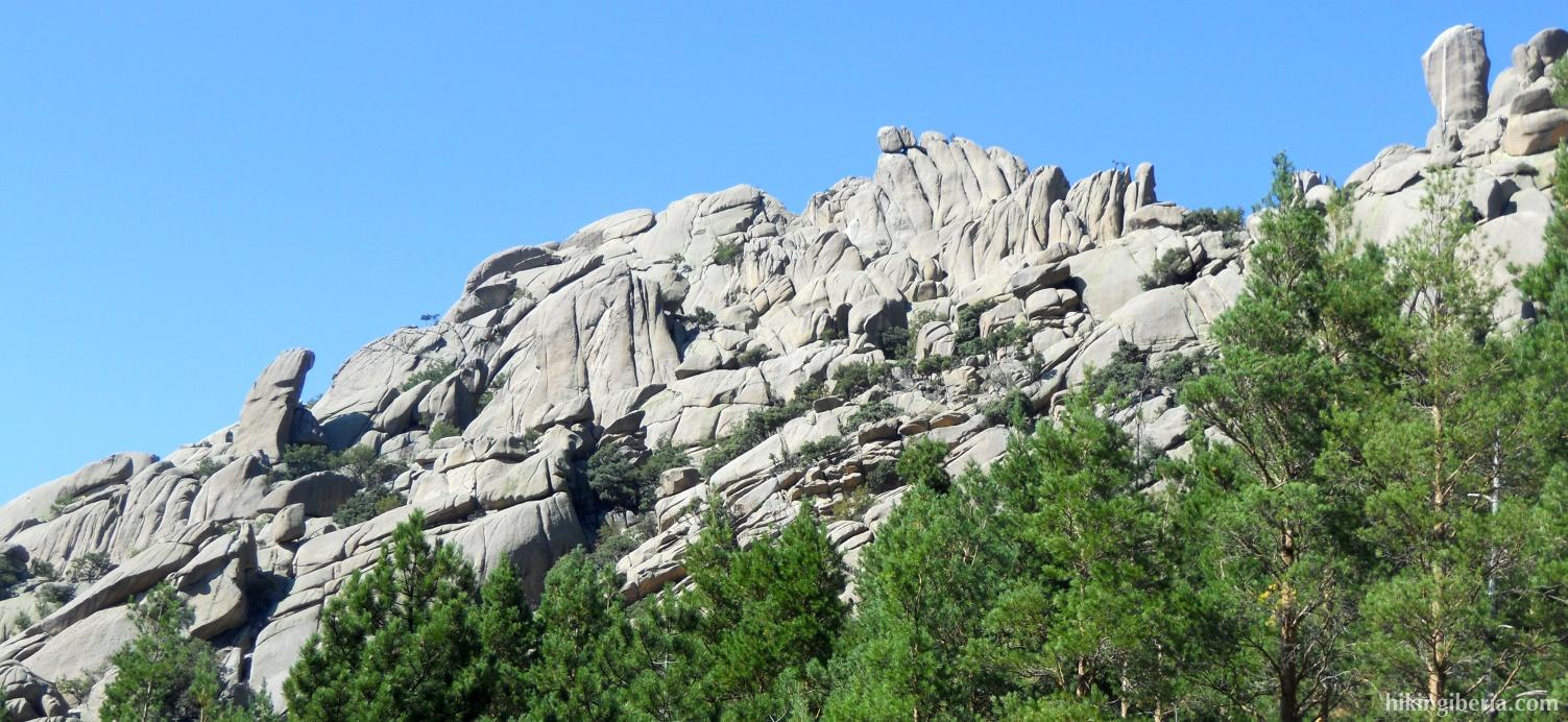 Rocas de la Pedriza
