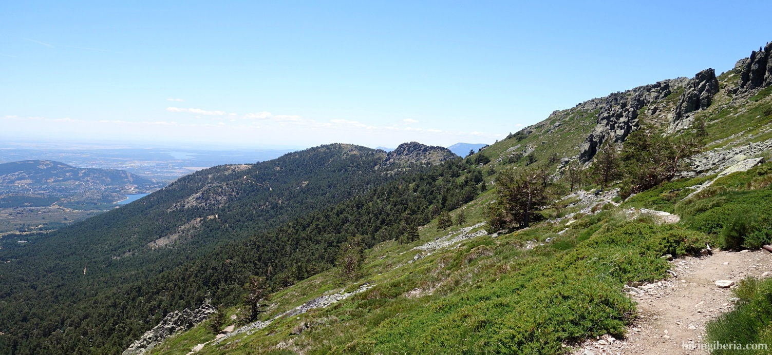 Trail on the Garganta del Infierno