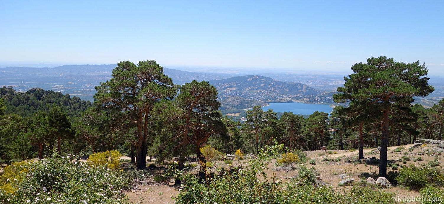 Vista desde la Senda Ecológica