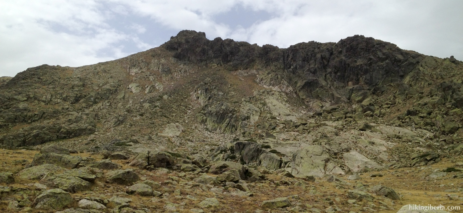 Risco de los Claveles and Peñalara