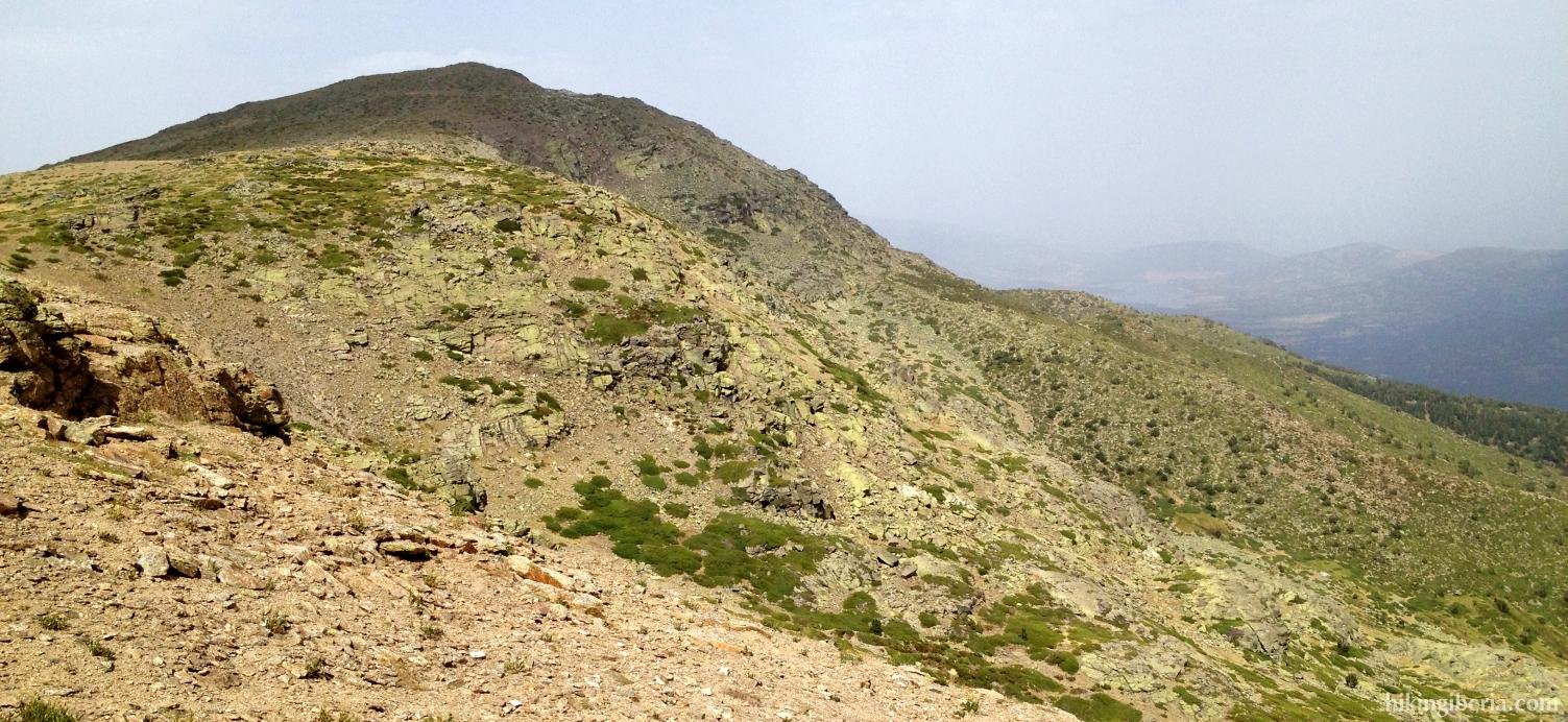 View on Peñalara