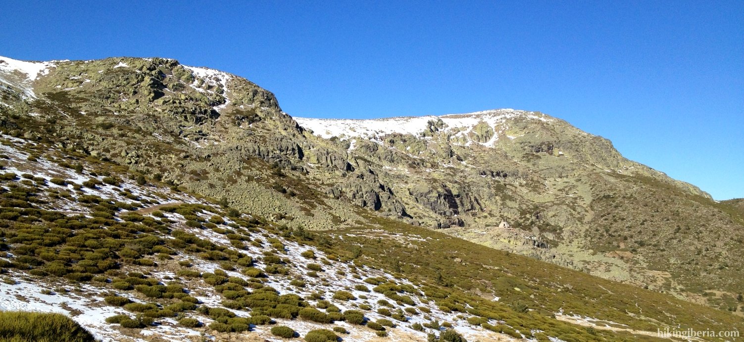 Climb to the Peñalara