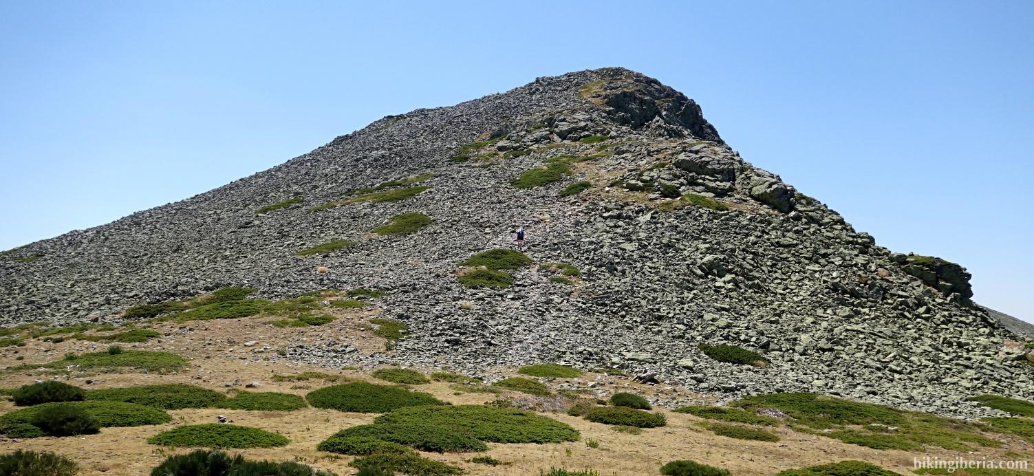 Climb to La Pinareja