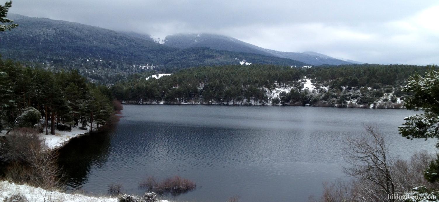 Reservoir of Puente Alta