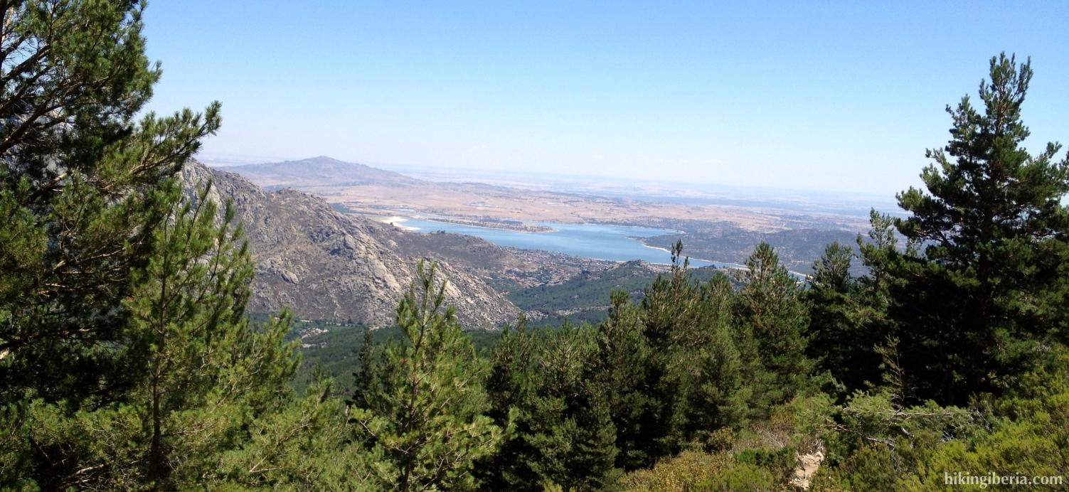 Reservoir of Santillana