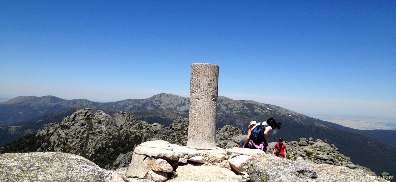 Seventh peak