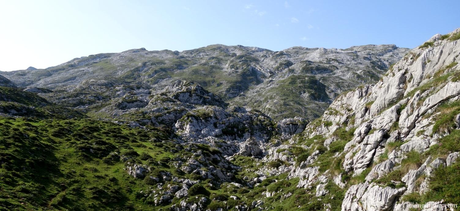 Trail to El Jitu