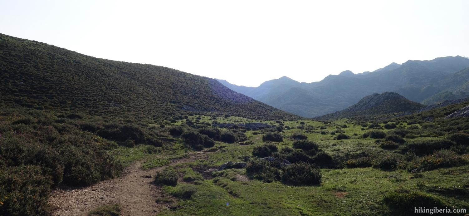 Steig zur Majada de las Bobias