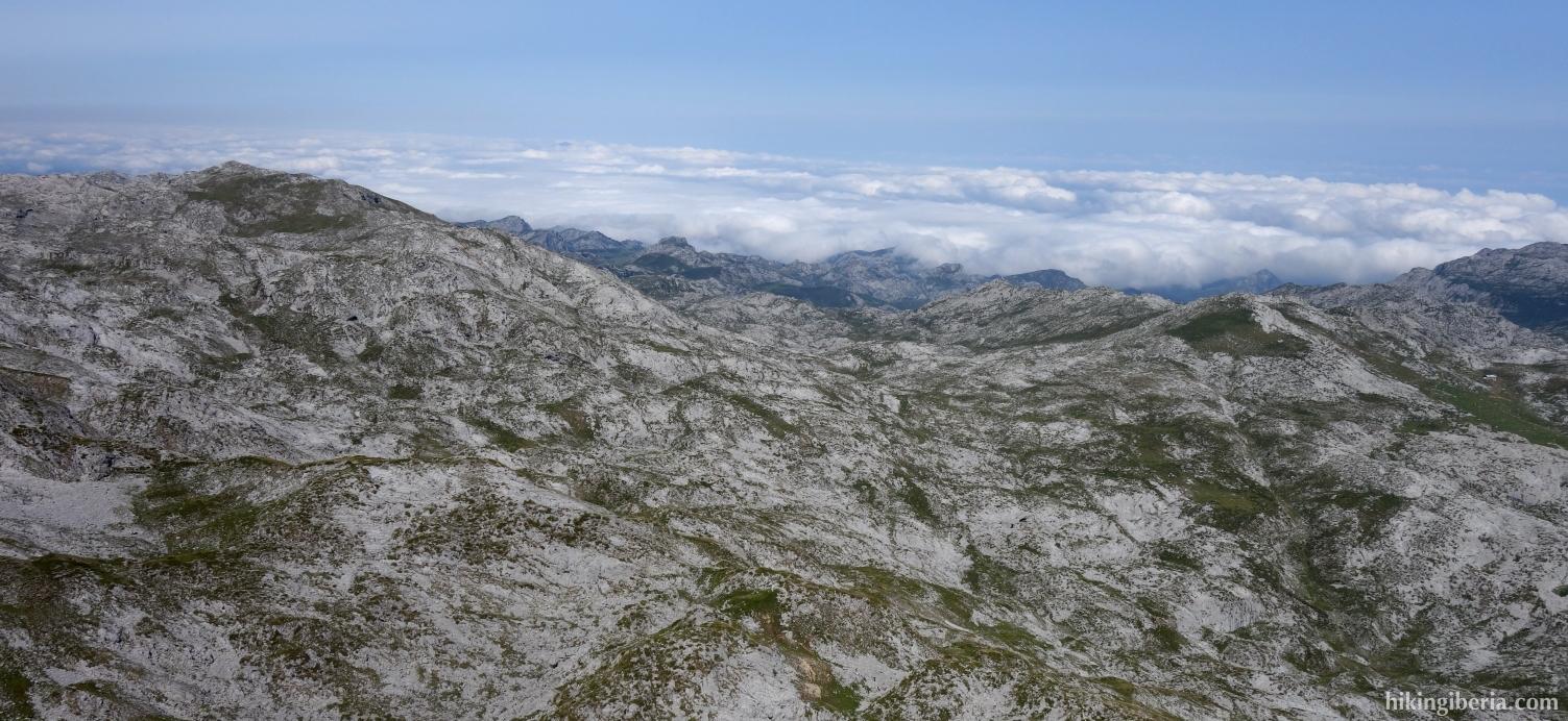 Uitzicht vanaf de Jultayu