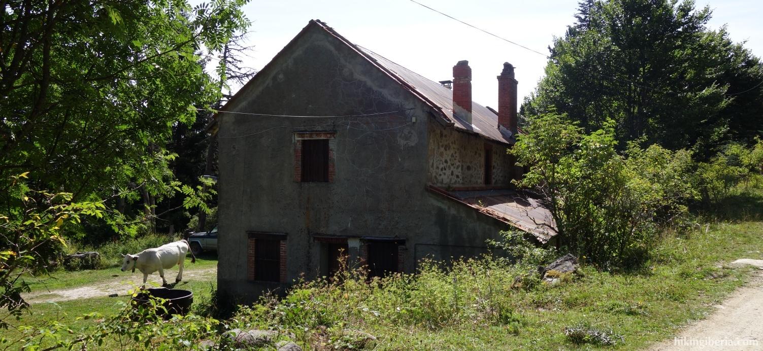 Berghütte von Callau