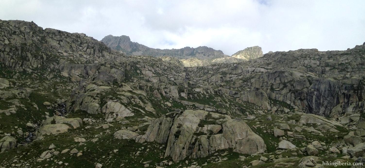 View on Montardo
