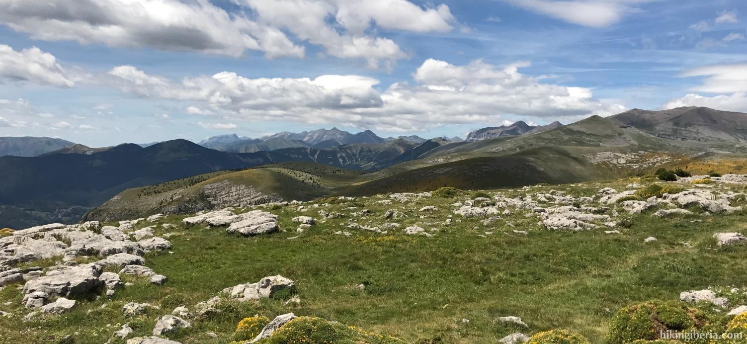 Vista desde el Mondoto