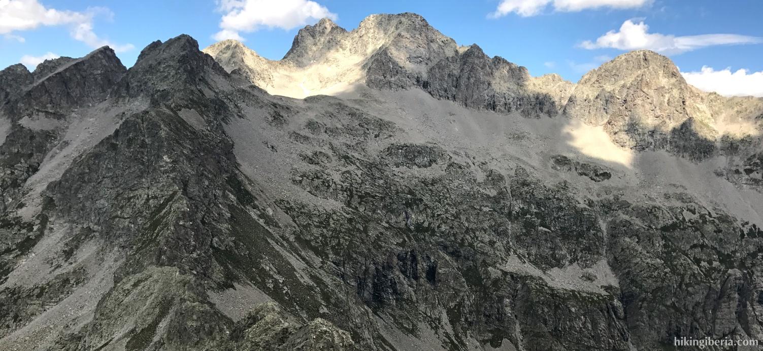 Aussicht vom Pico Barbarisa