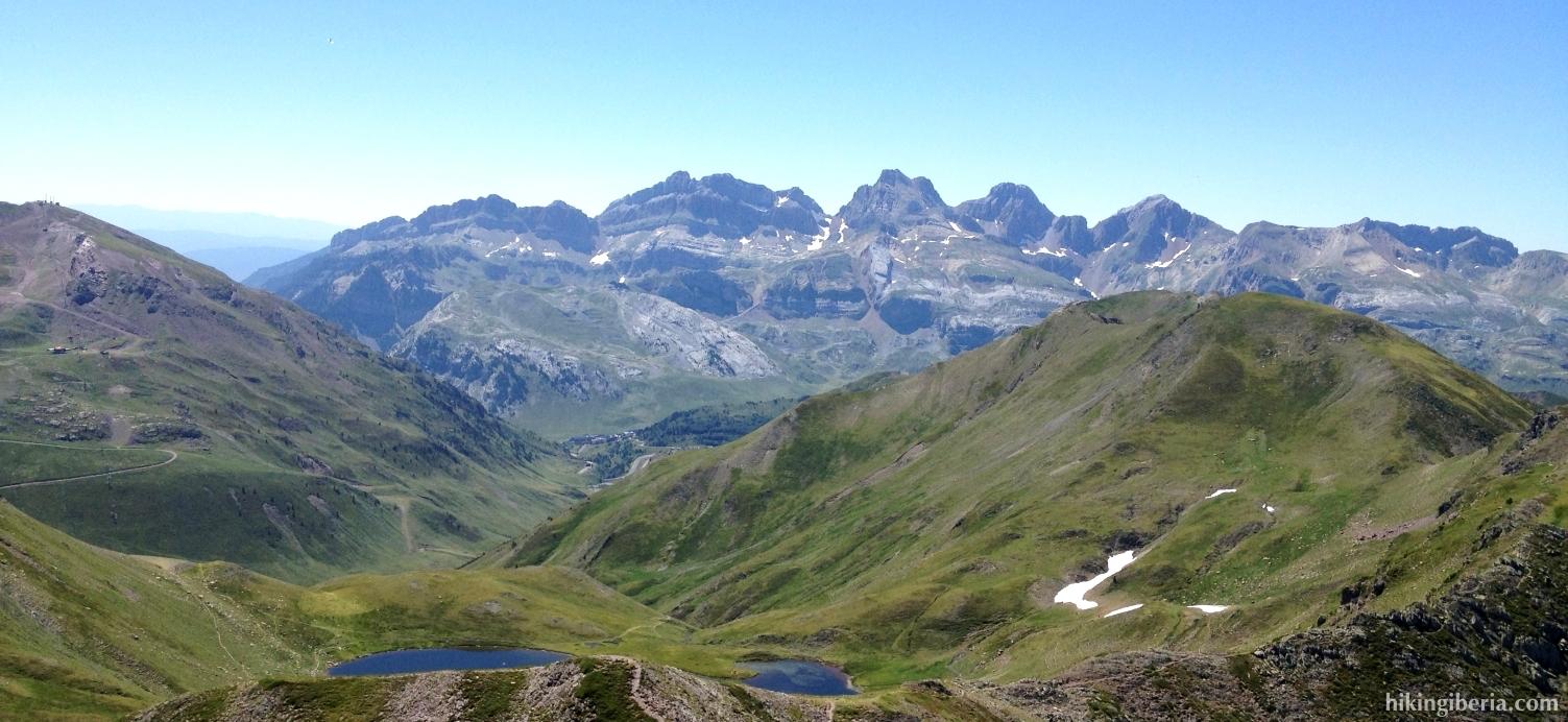 Vista desde el Pico de los Monjes